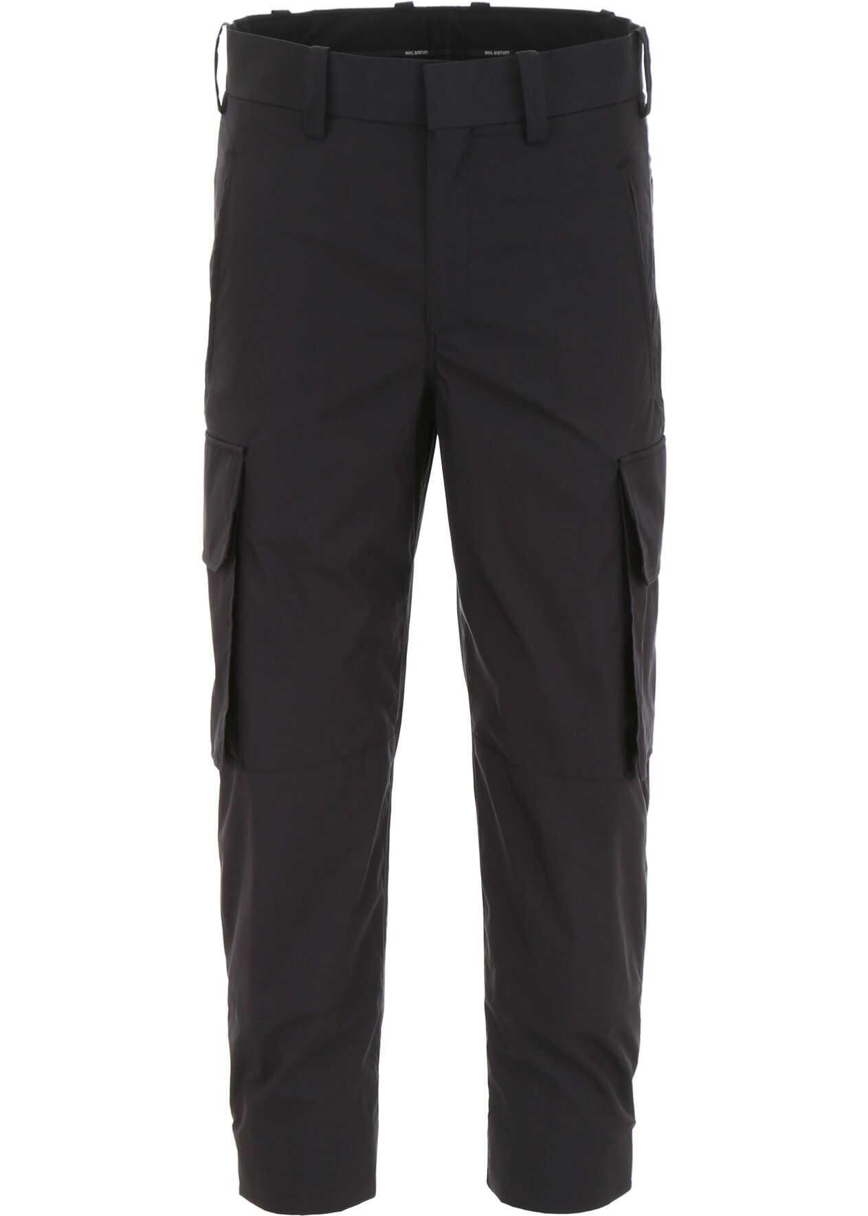 Neil Barrett Cargo Trousers BLACK