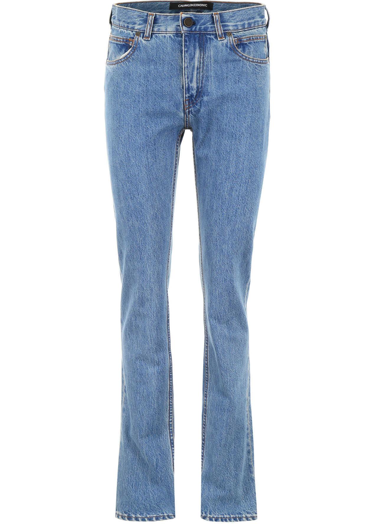 Calvin Klein 205W39NYC Jeans Five Pockets BLUE