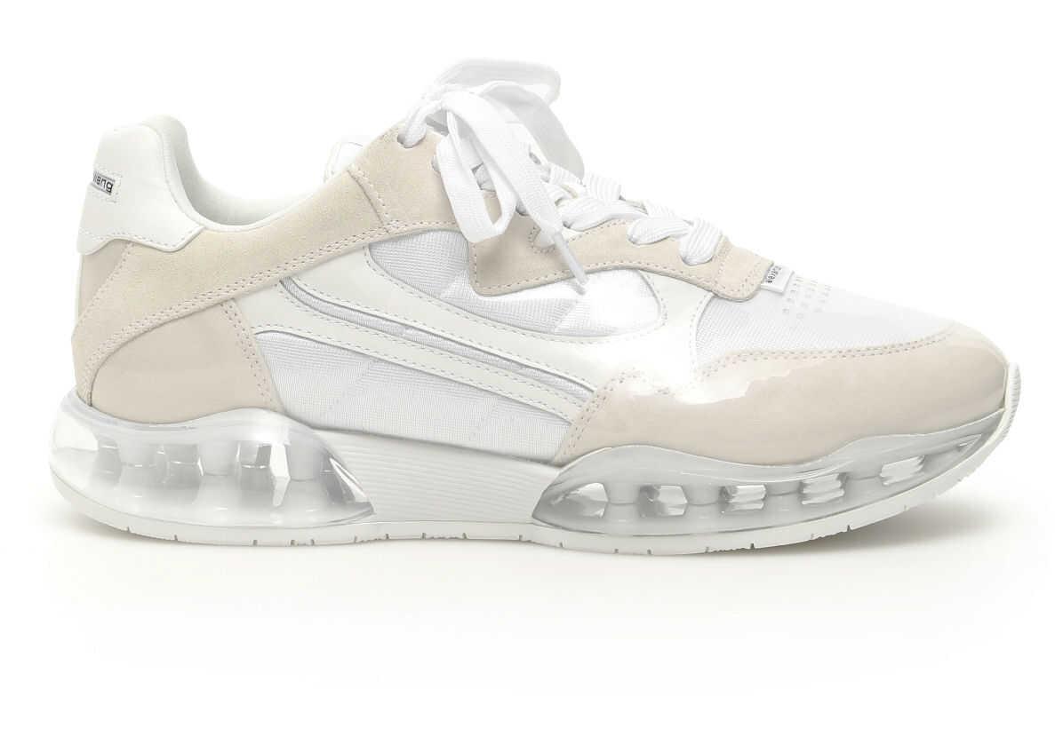 Alexander Wang Awnyc Stadium Sneakers WHITE