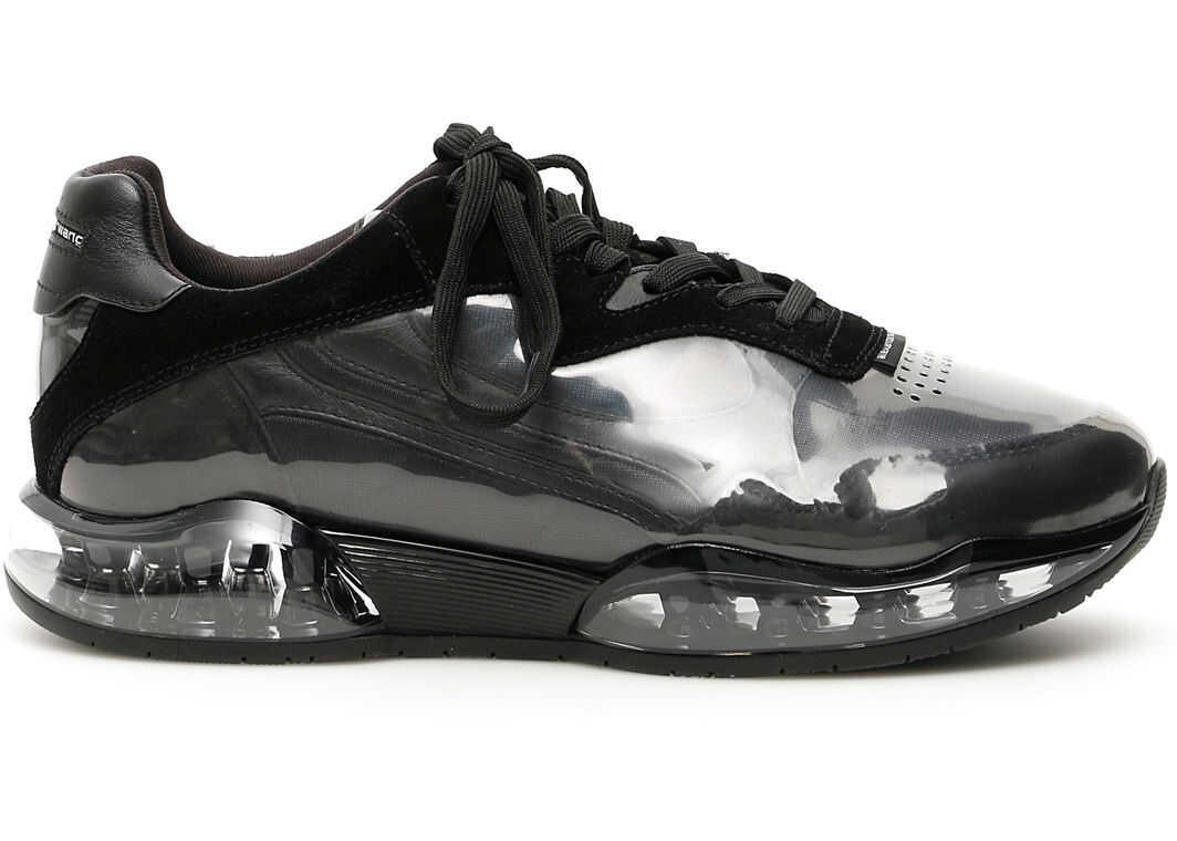 Alexander Wang Awnyc Stadium Sneakers BLACK