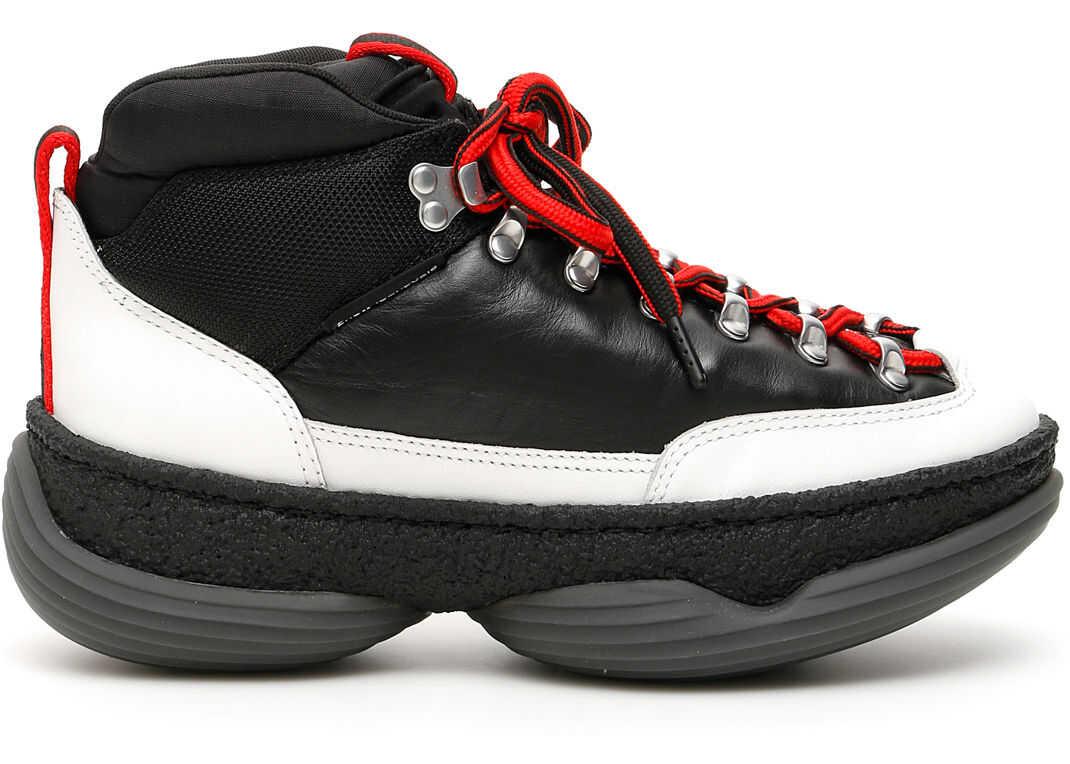 Alexander Wang Mountain Sneakers BLACK