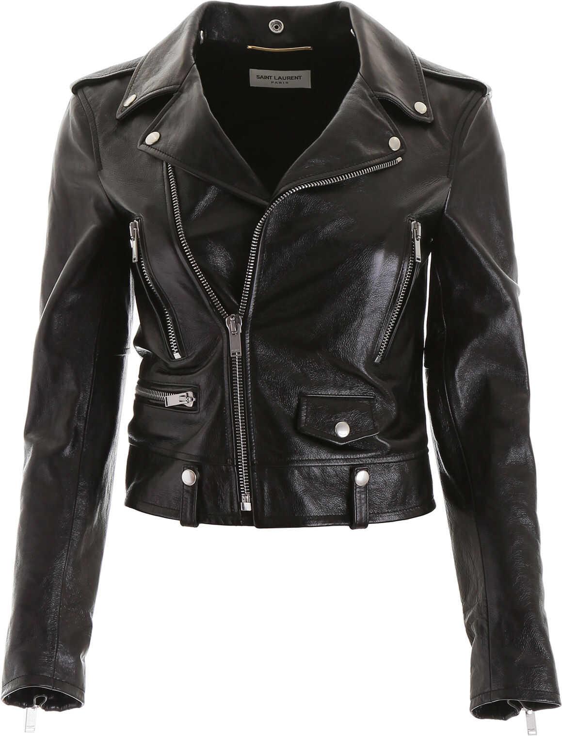 Saint Laurent Biker Jacket BLACK