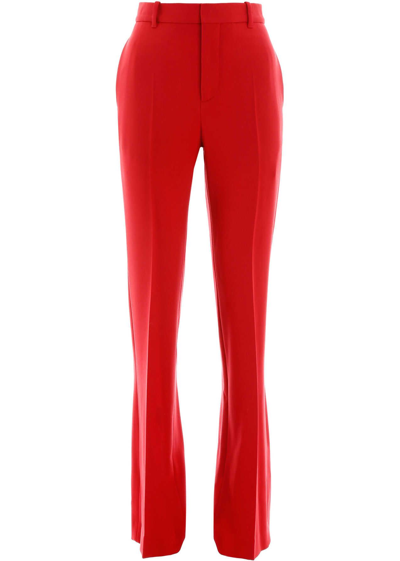 Balenciaga Tailoring Trousers MASAI RED