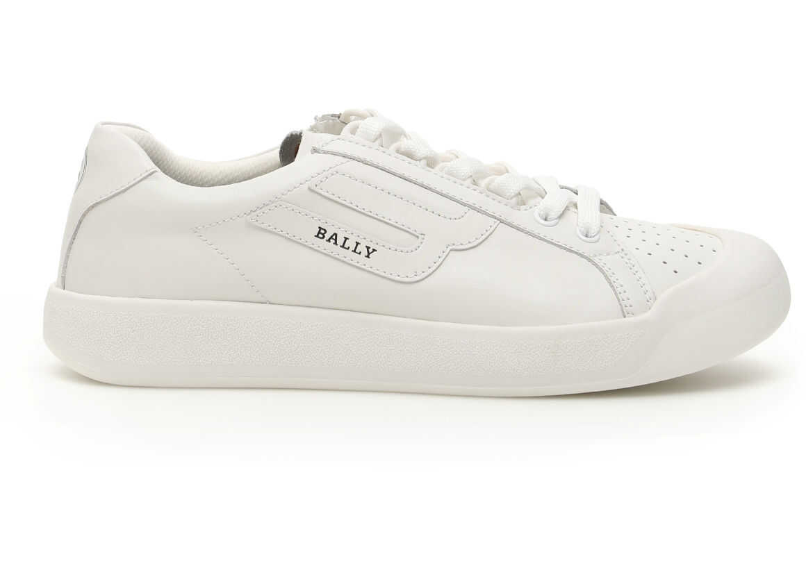 Bally New Competition Sneakers WHITE