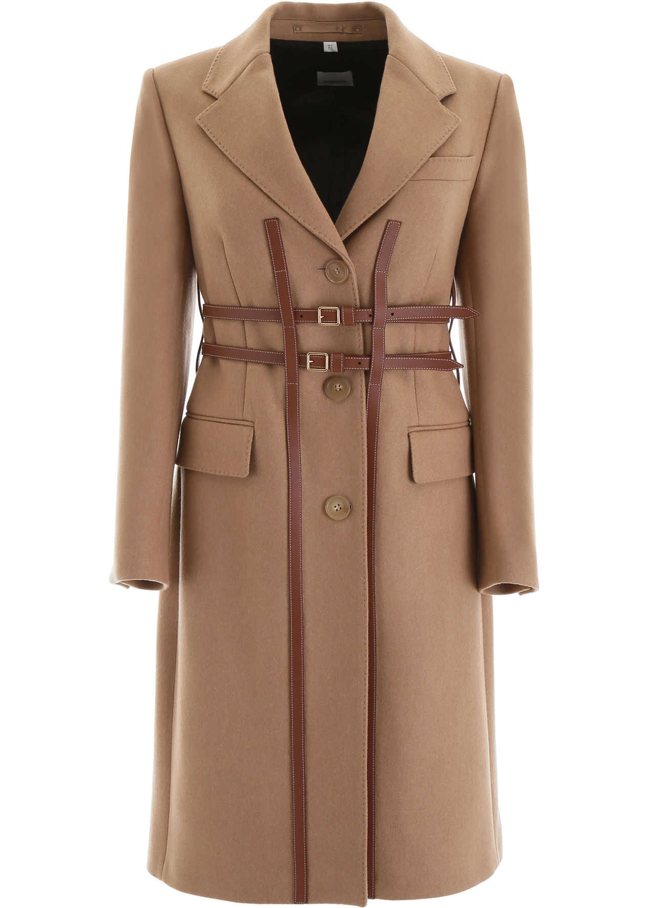 Burberry Callington Coat CAMEL