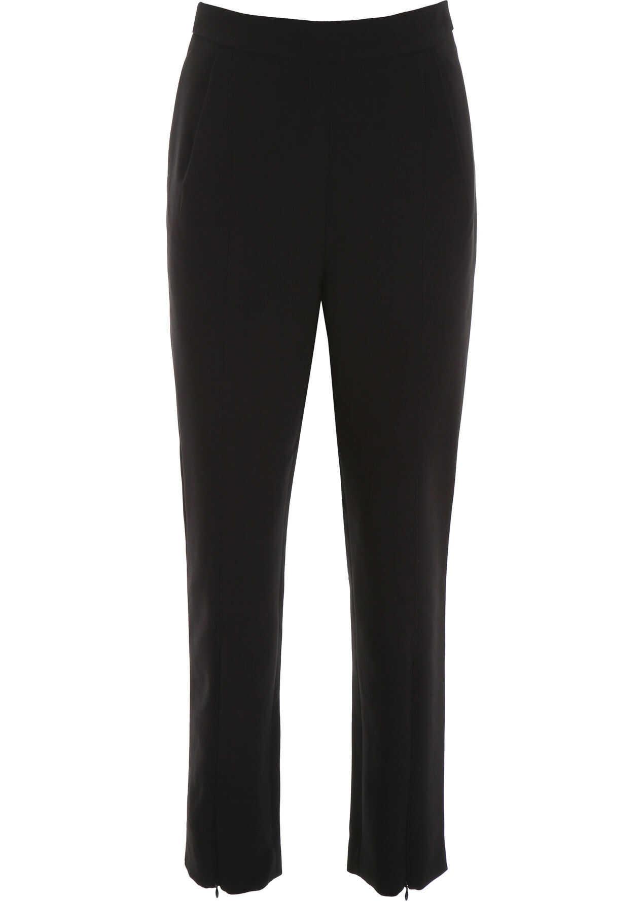 Zipped Trousers