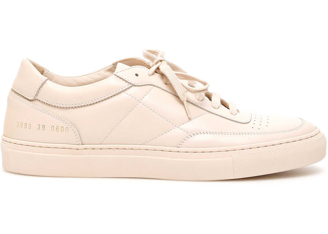 Common Projects Resort Classic Sneakers NUDE