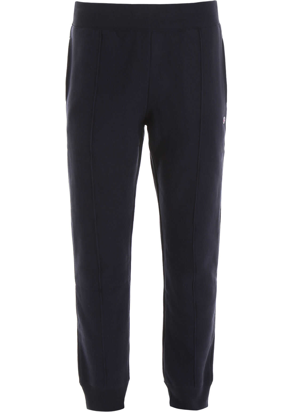 Champion Joggers With Embroidered Logo NAVY