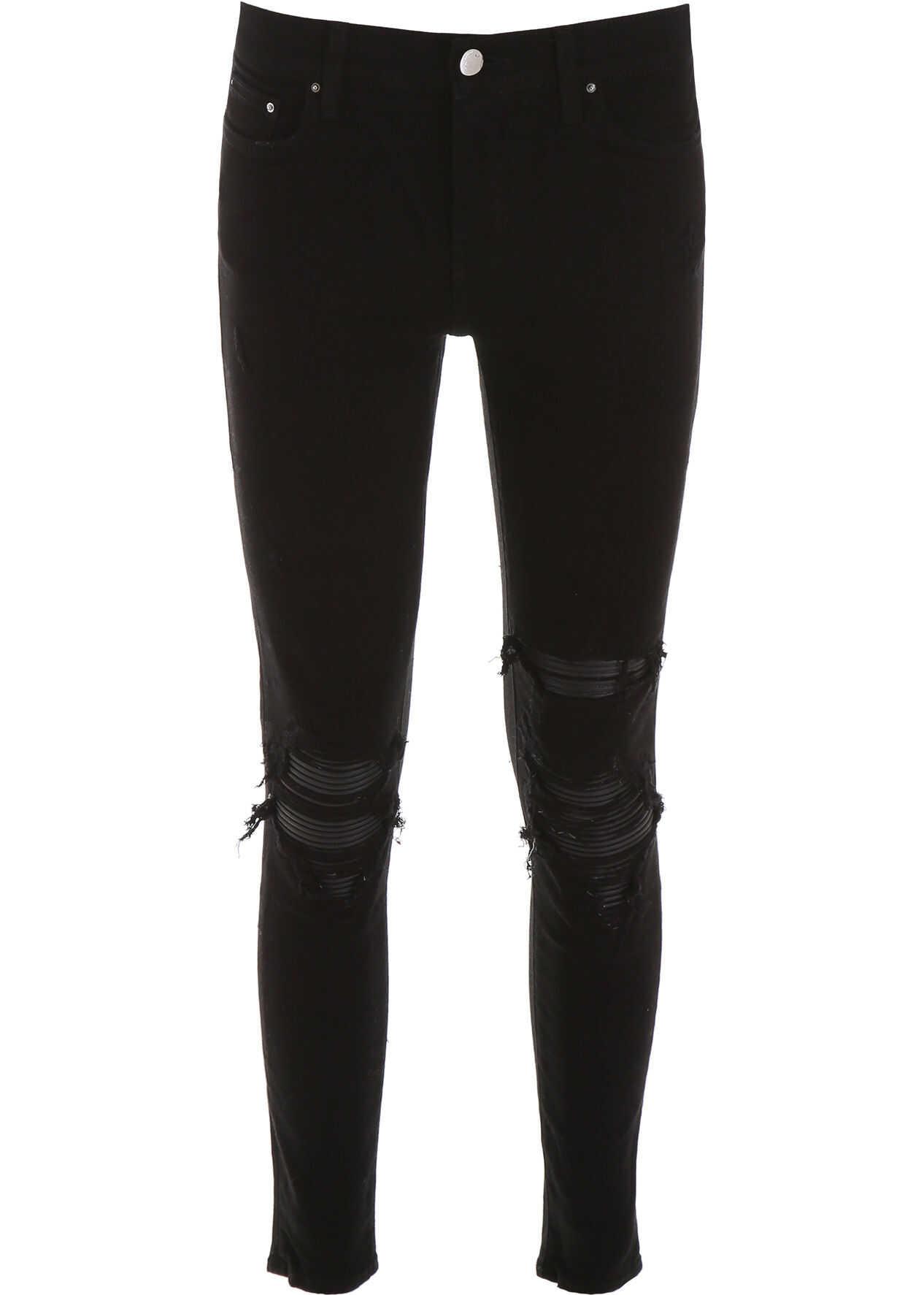 AMIRI Black Mx1 Jeans BLACK