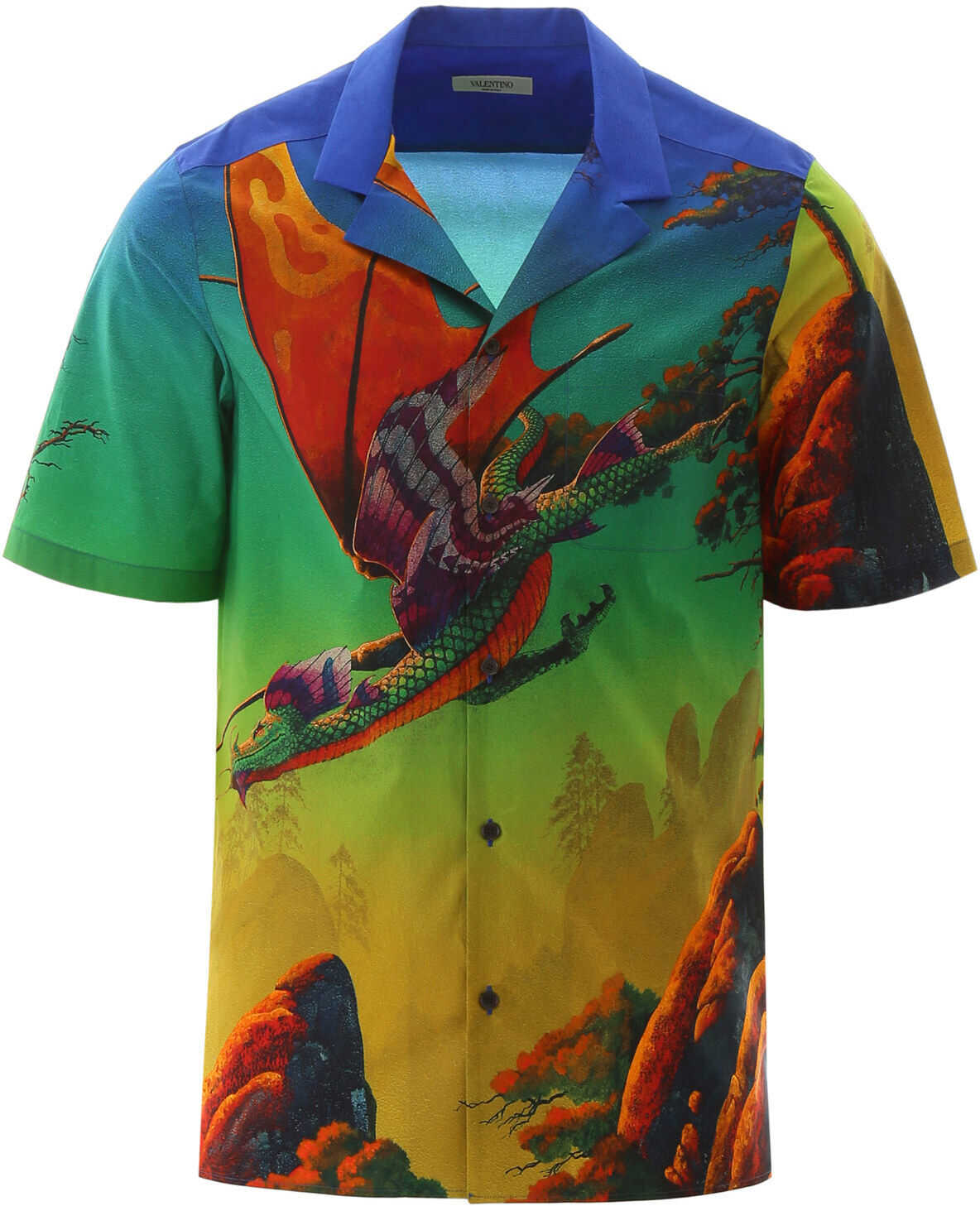 Valentino Garavani Dragon At Dawn Shirt ST DRAGON AT DAWN