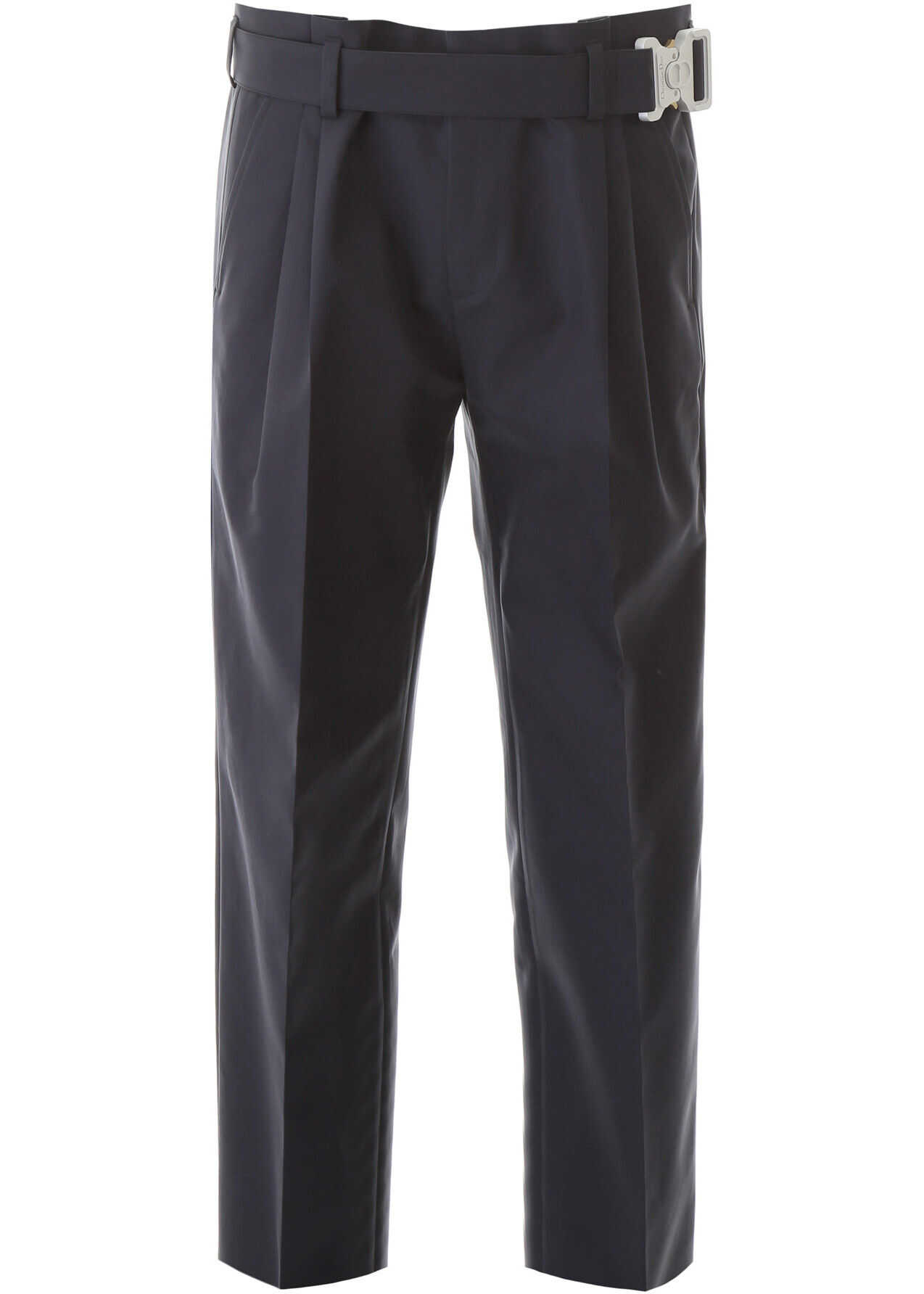Dior Belted Pants NAVY BLUE