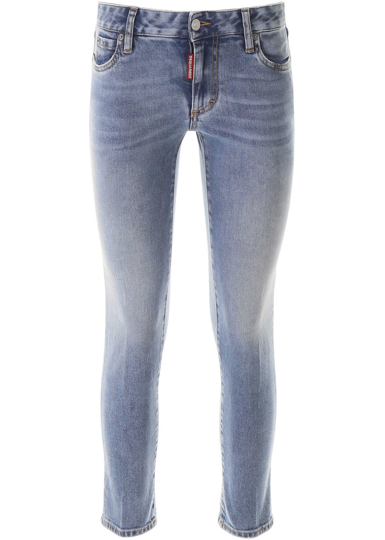DSQUARED2 Slim Jeans BLUE