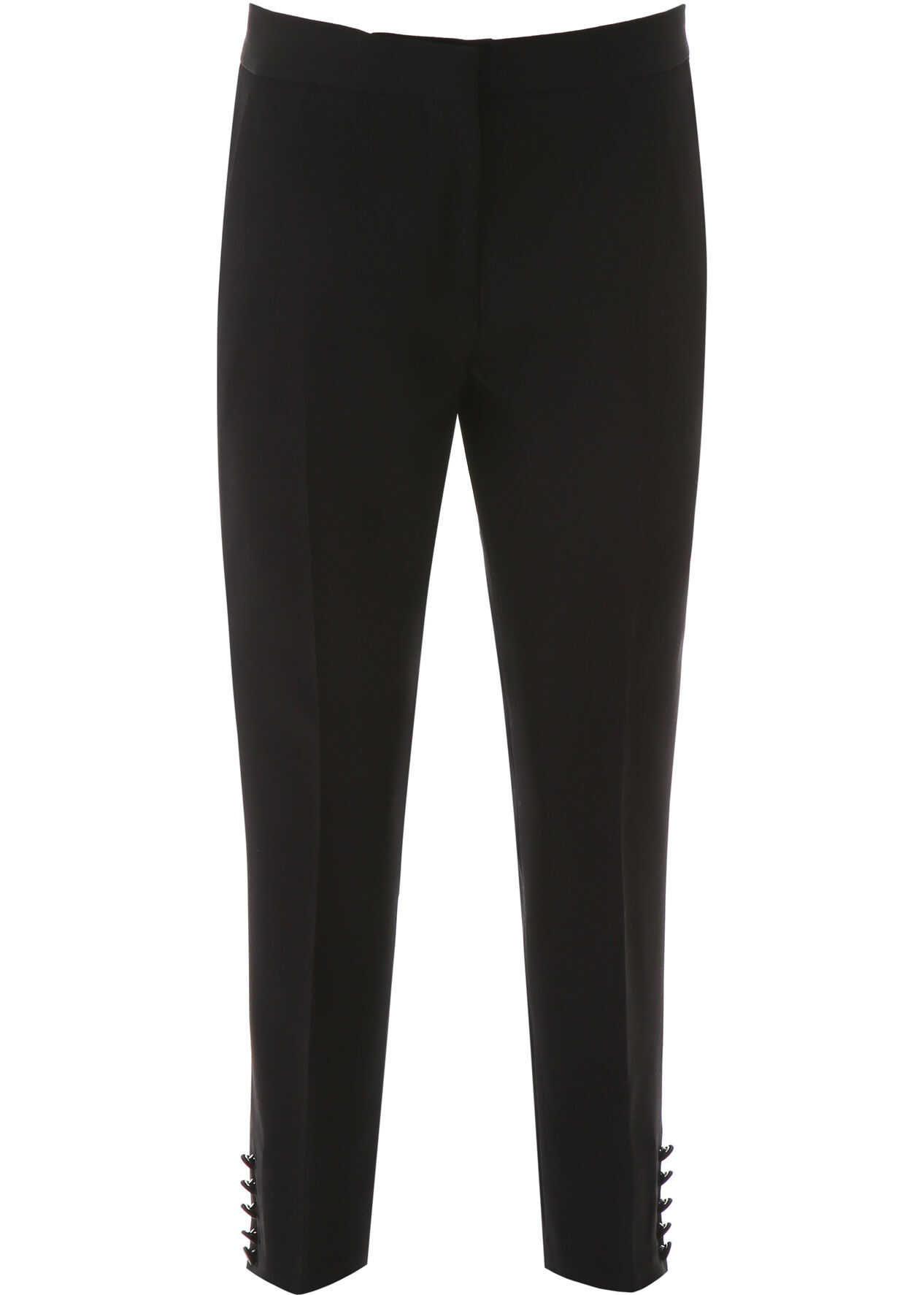 Burberry Hanover Trousers BLACK