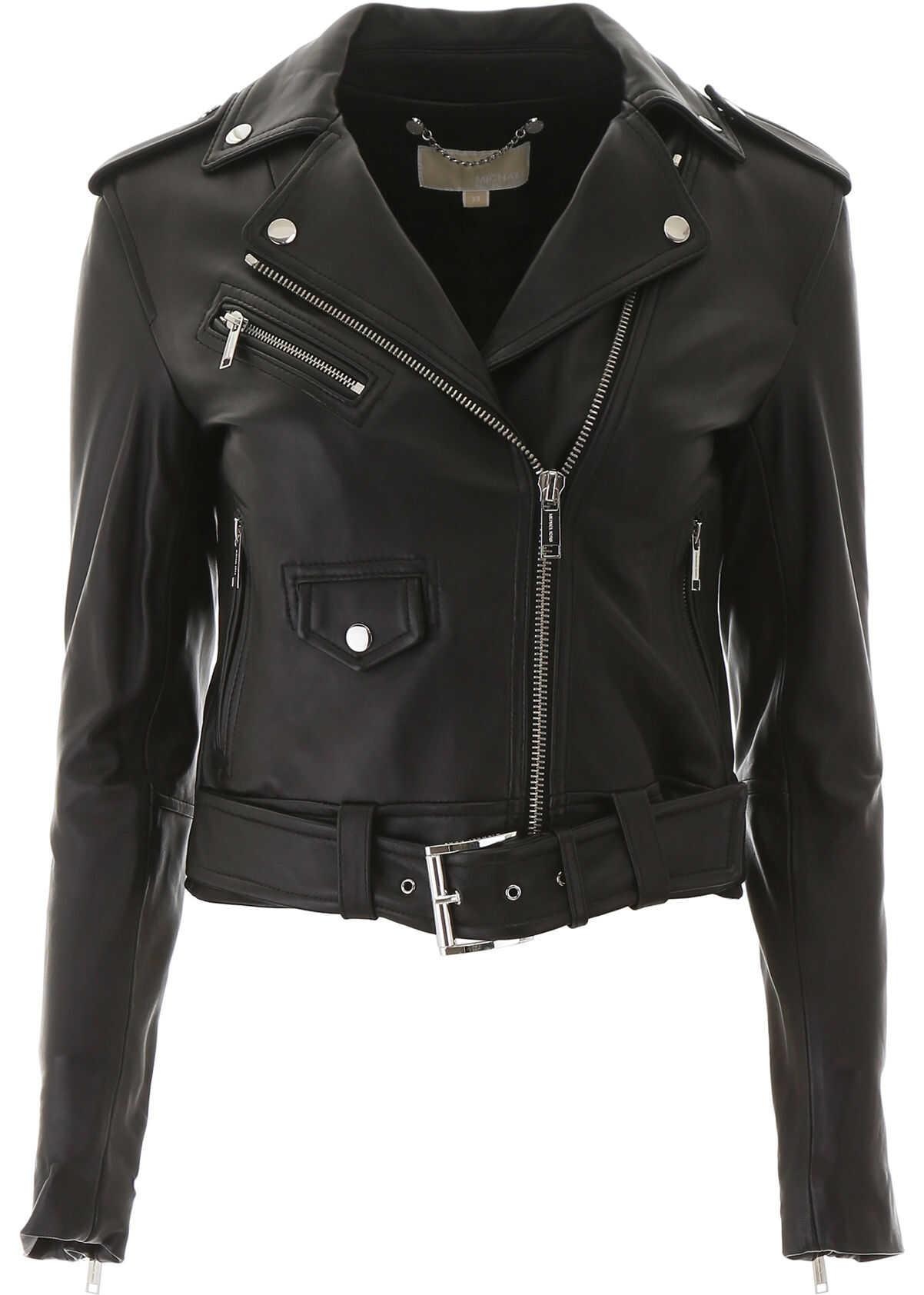 Michael Kors Biker Jacket BLACK