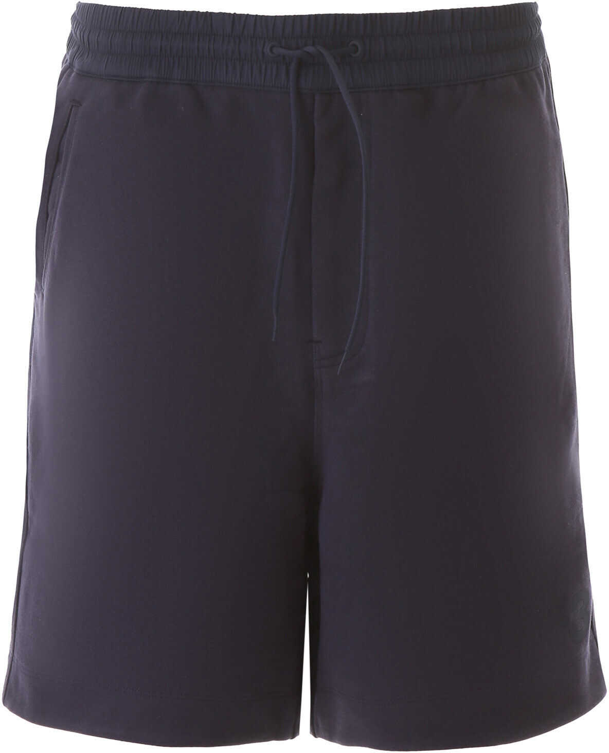 Y-3 Short Jogger Pants With Logo LEGEND INK