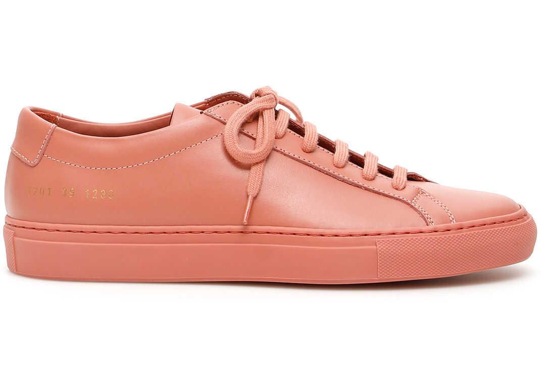 Common Projects Original Achilles Sneakers ANTIQUE ROSE
