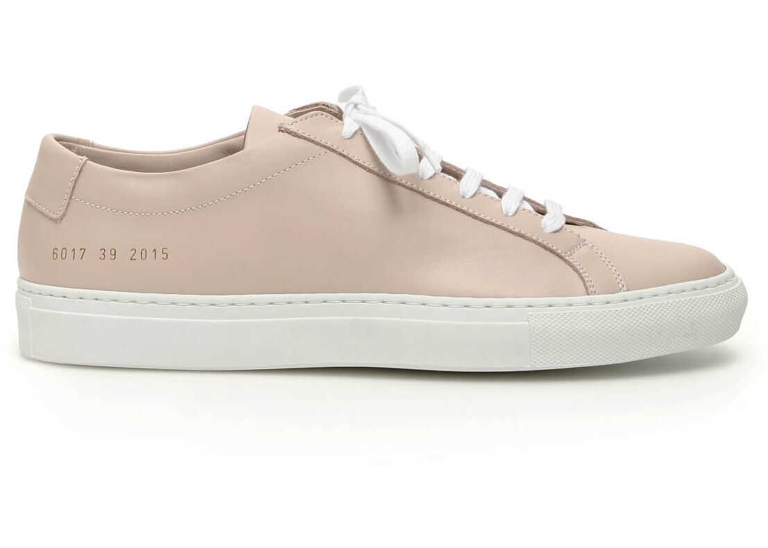Common Projects Original Achilles Sneakers BLUSH