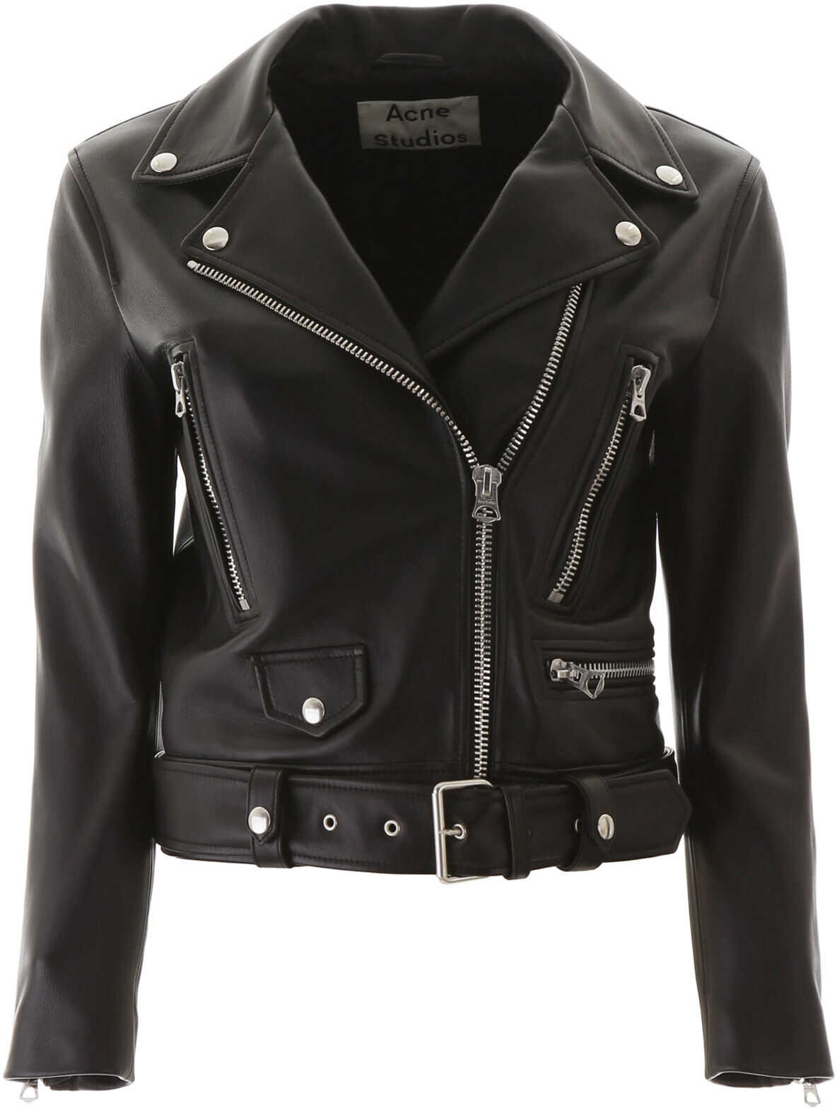 Acne Studios Biker Jacket BLACK
