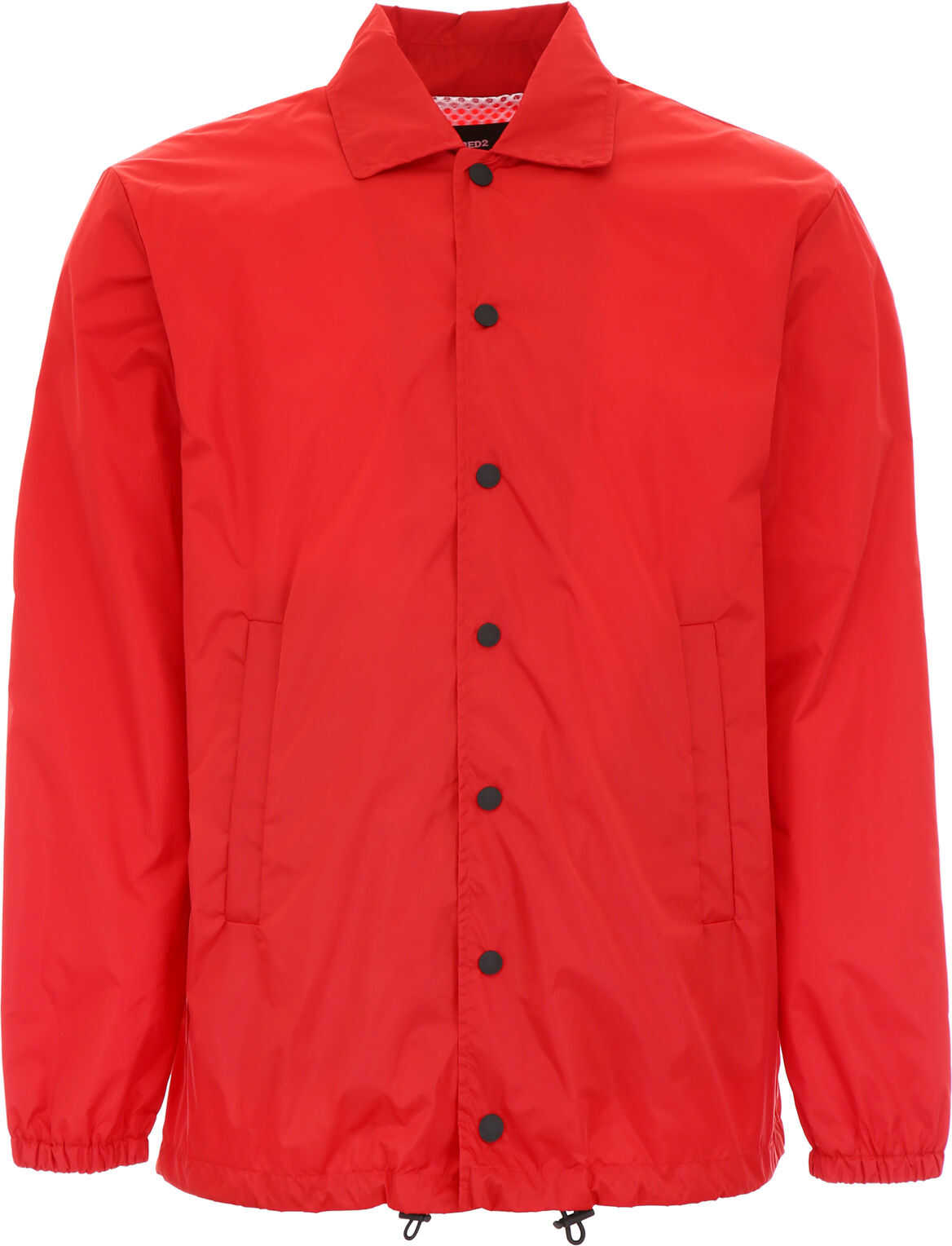 DSQUARED2 Raincoat RED