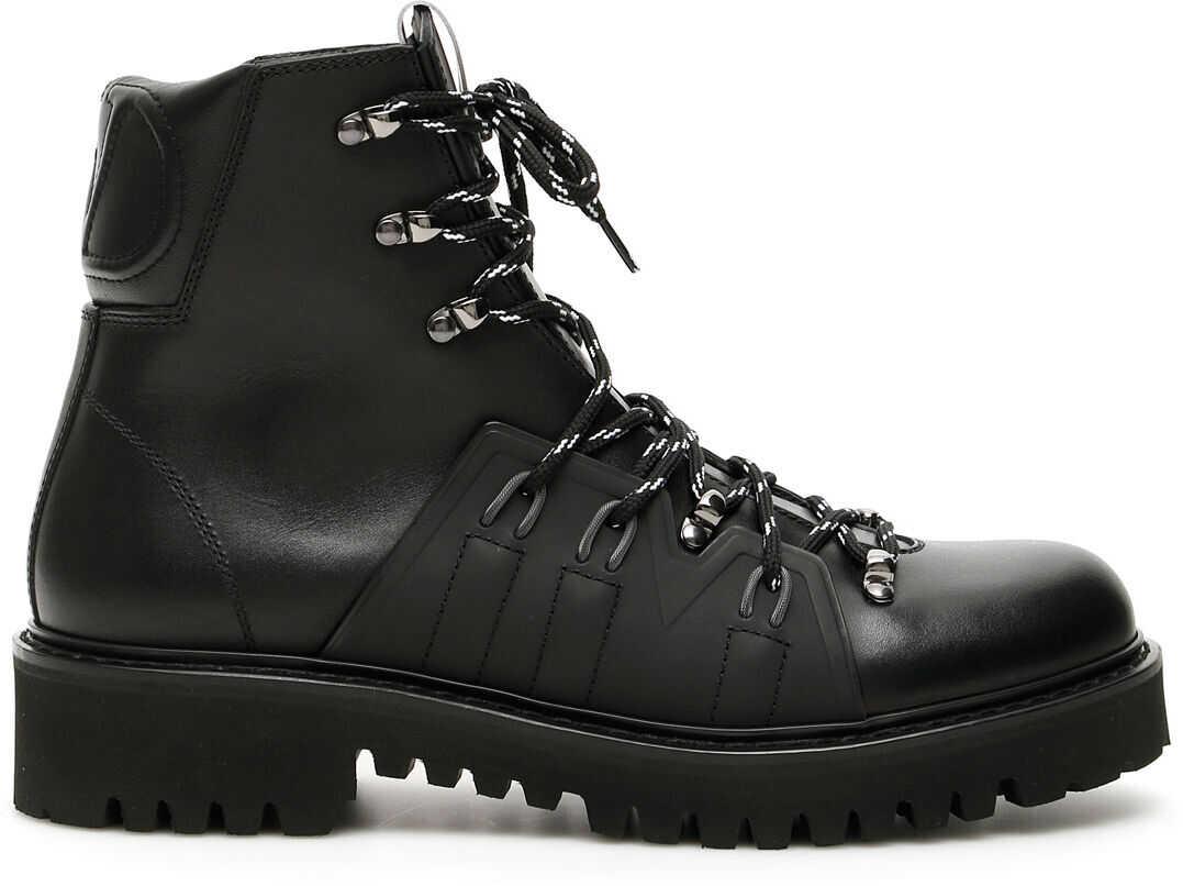 Valentino Garavani Climber Boots NERO