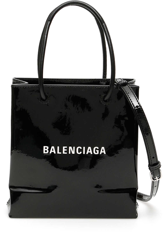 Balenciaga Tote Bag Xxs BLACK
