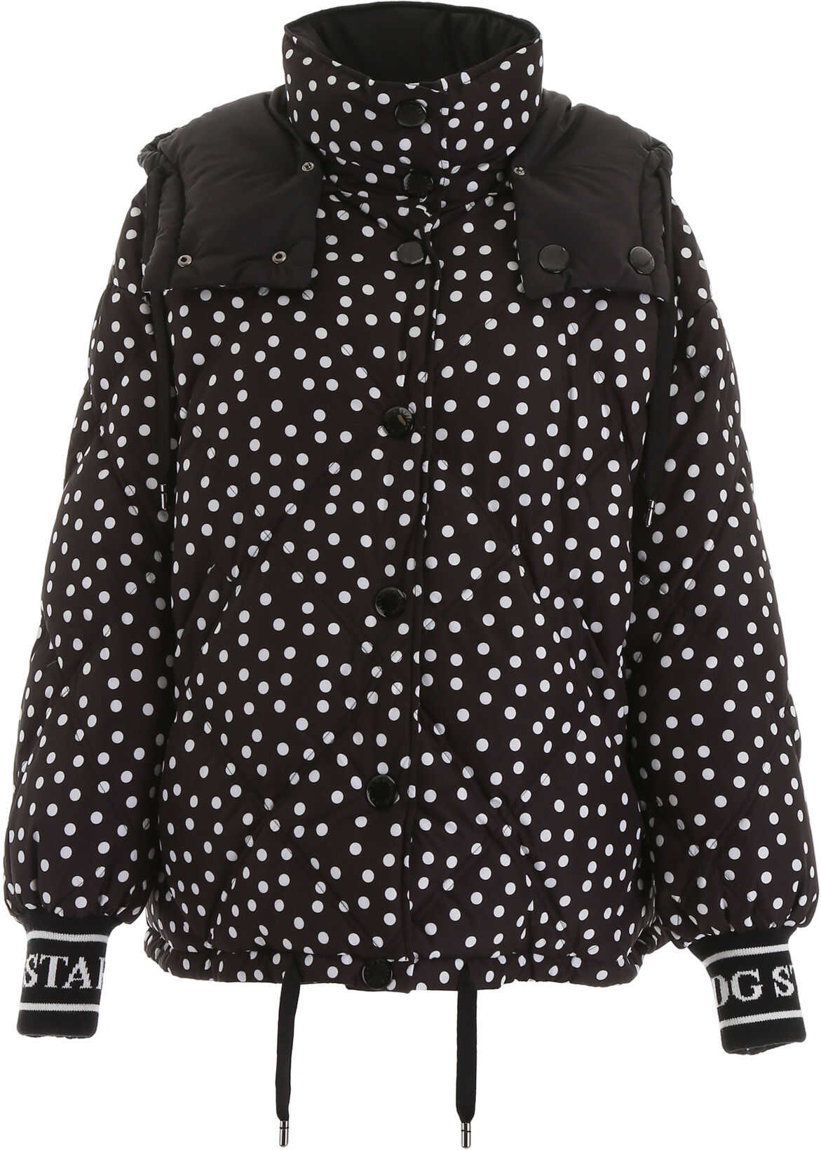 Dolce & Gabbana Reversible Puffer Jacket VARIANTE ABBINATA