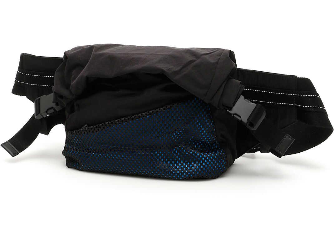 Bottega Veneta Paper Touch Nylon Beltbag NE NE PRI BLUE