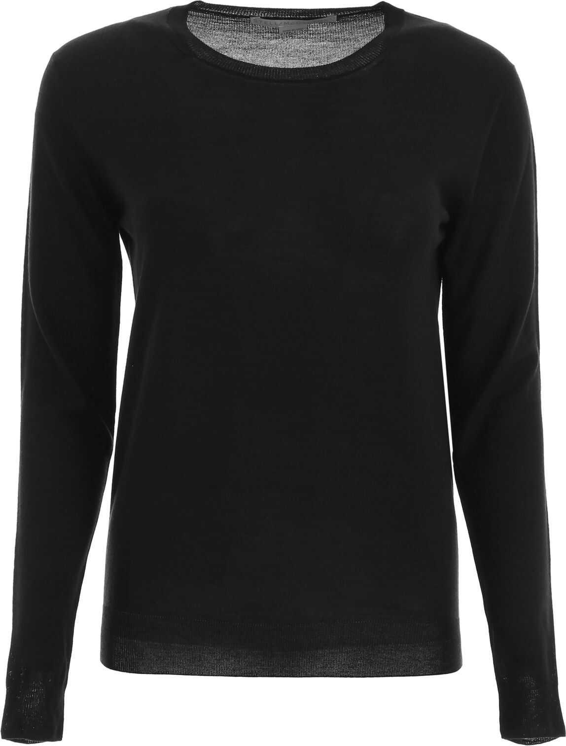 adidas by Stella McCartney Crew Neck Pullover BLACK