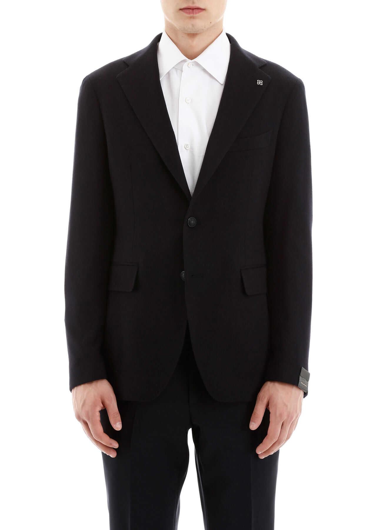 Tagliatore Formal Vesuvio Jacket NAVY imagine