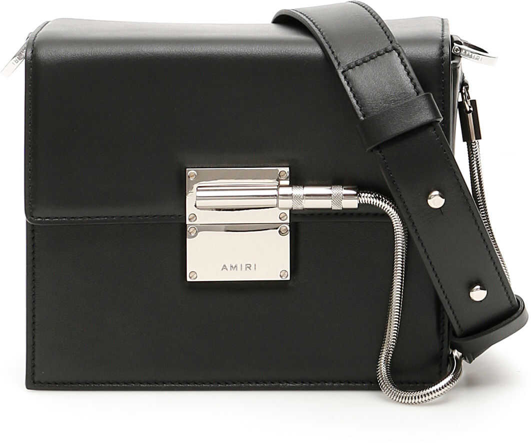 AMIRI Amp Bag BLACK