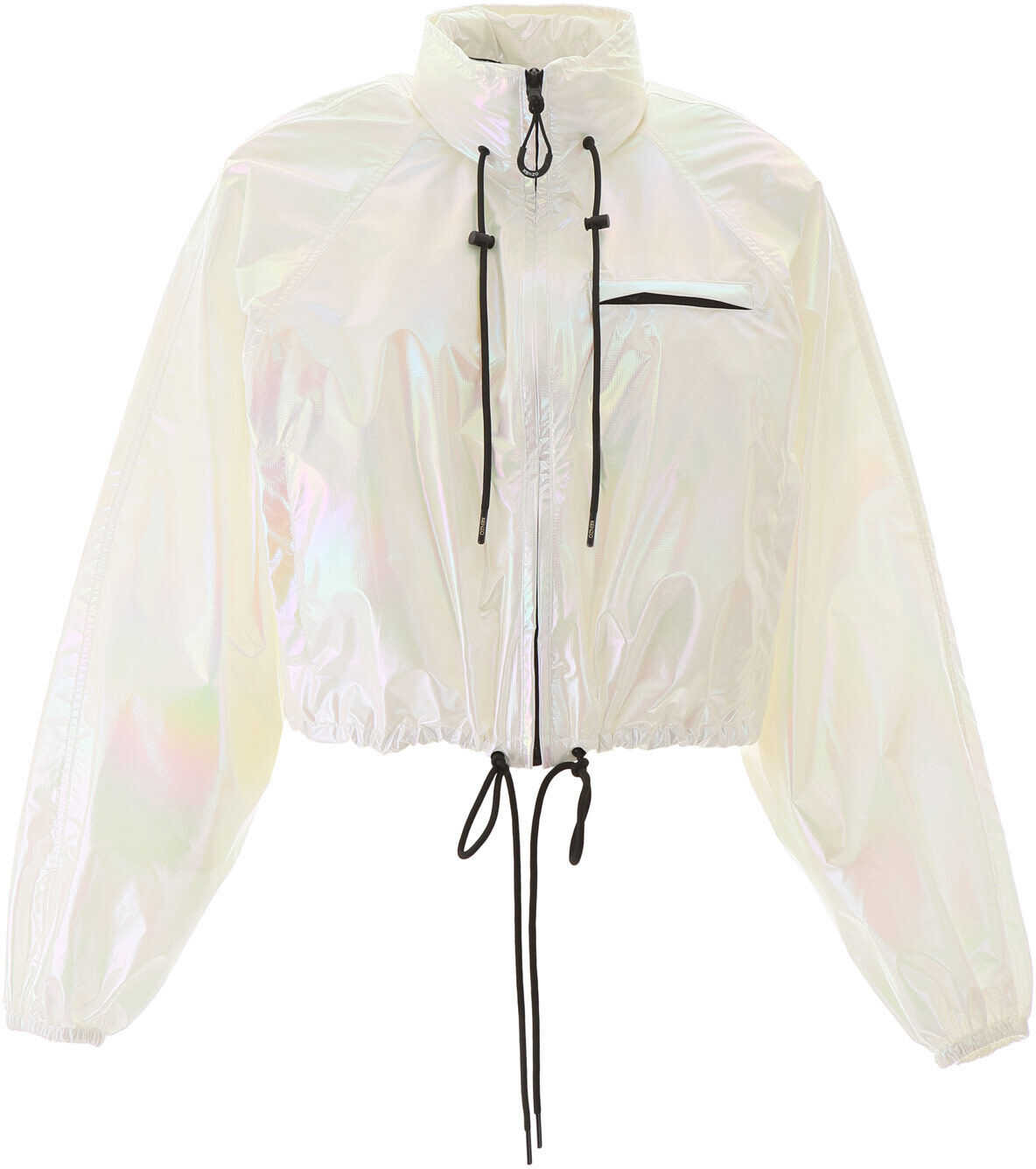 Kenzo Iridescent Windbreaker ROSE CLAIR