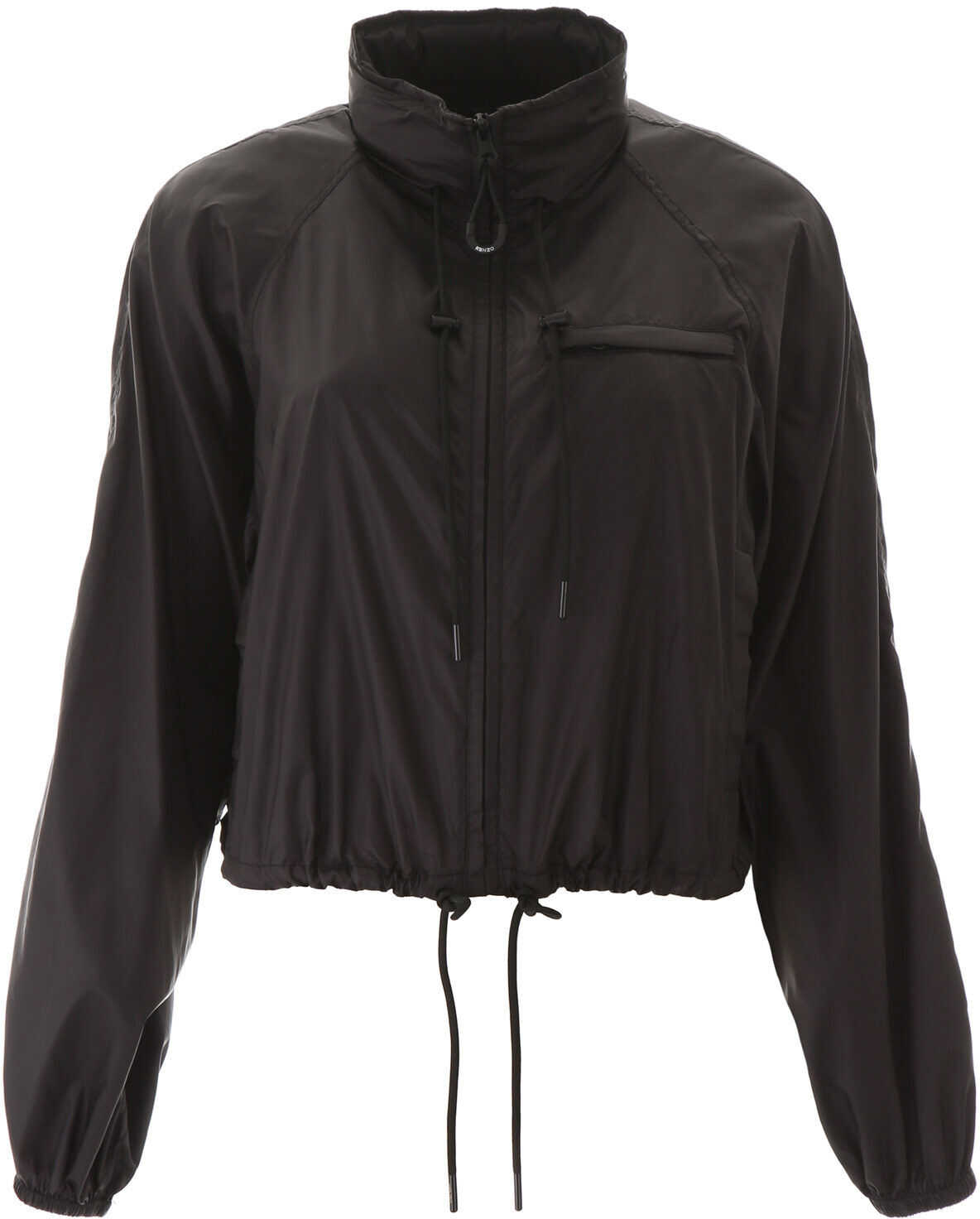 Kenzo Packable Windbreaker NOIR