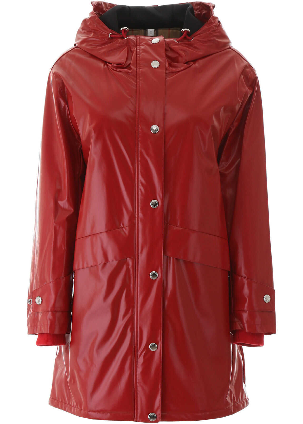Burberry Cramond Parka BRIGHT RED
