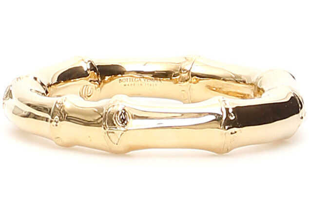Poza Bottega Veneta Bamboo Bracelet ARGENTO ORO GIALLO