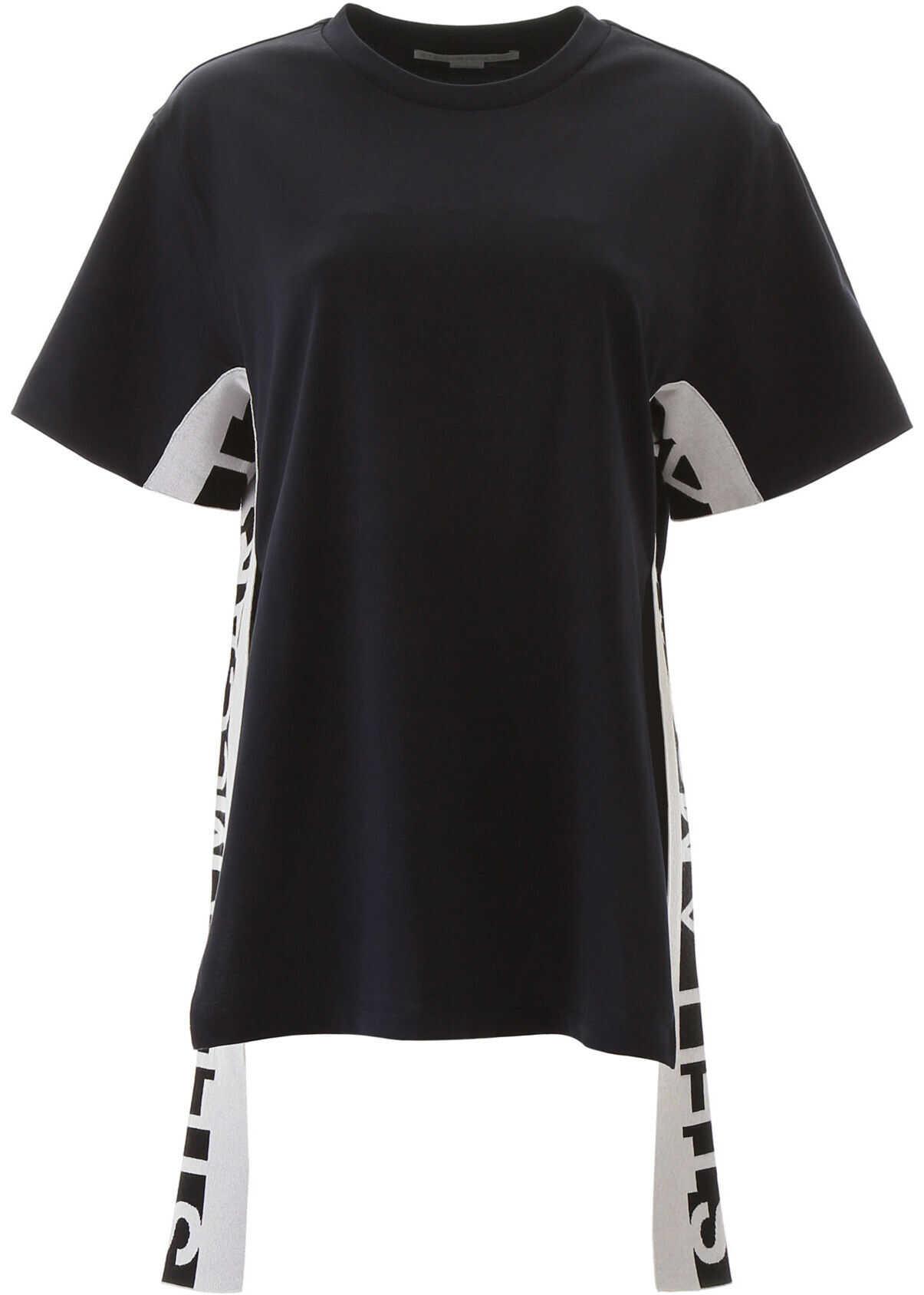 adidas by Stella McCartney Logo Tape T-Shirt INK