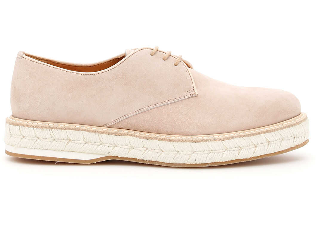 Church`s Taylee Lace-Ups LIGHT PINK