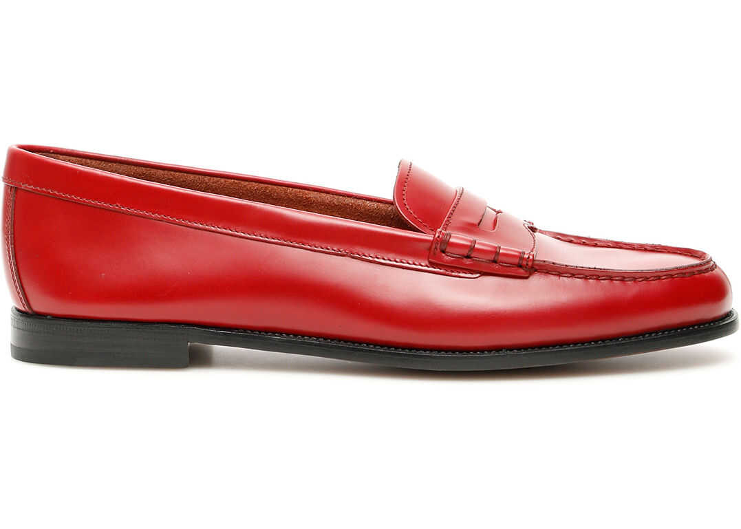 Church`s Kara 2 Loafers SCARLET
