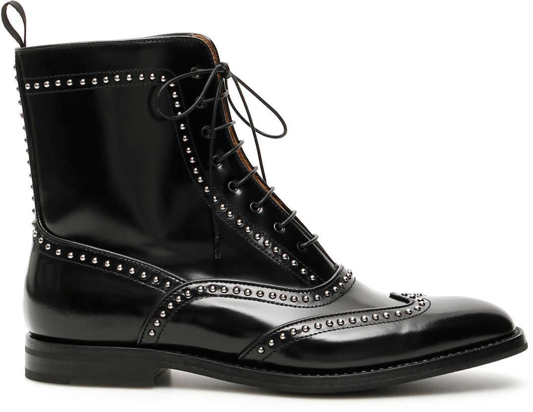 Church's Crissy Met Boots BLACK