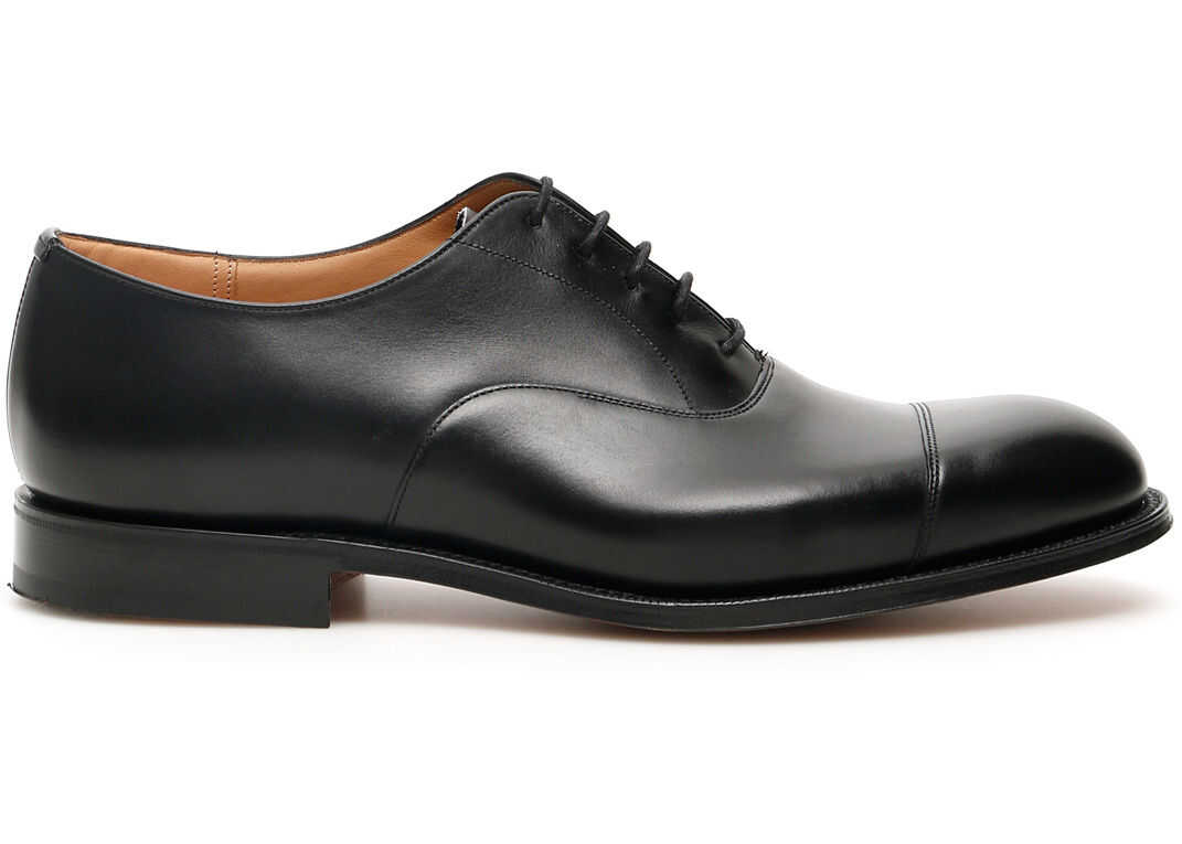Church's Consul Lace-Ups BLACK