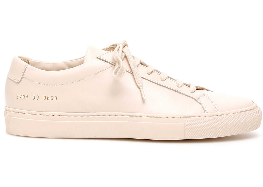 Common Projects Original Achilles Sneakers NUDE