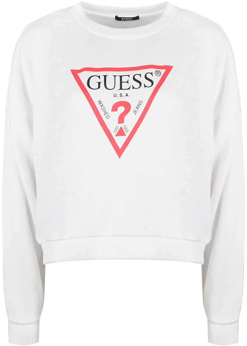 GUESS W92Q58 Biały
