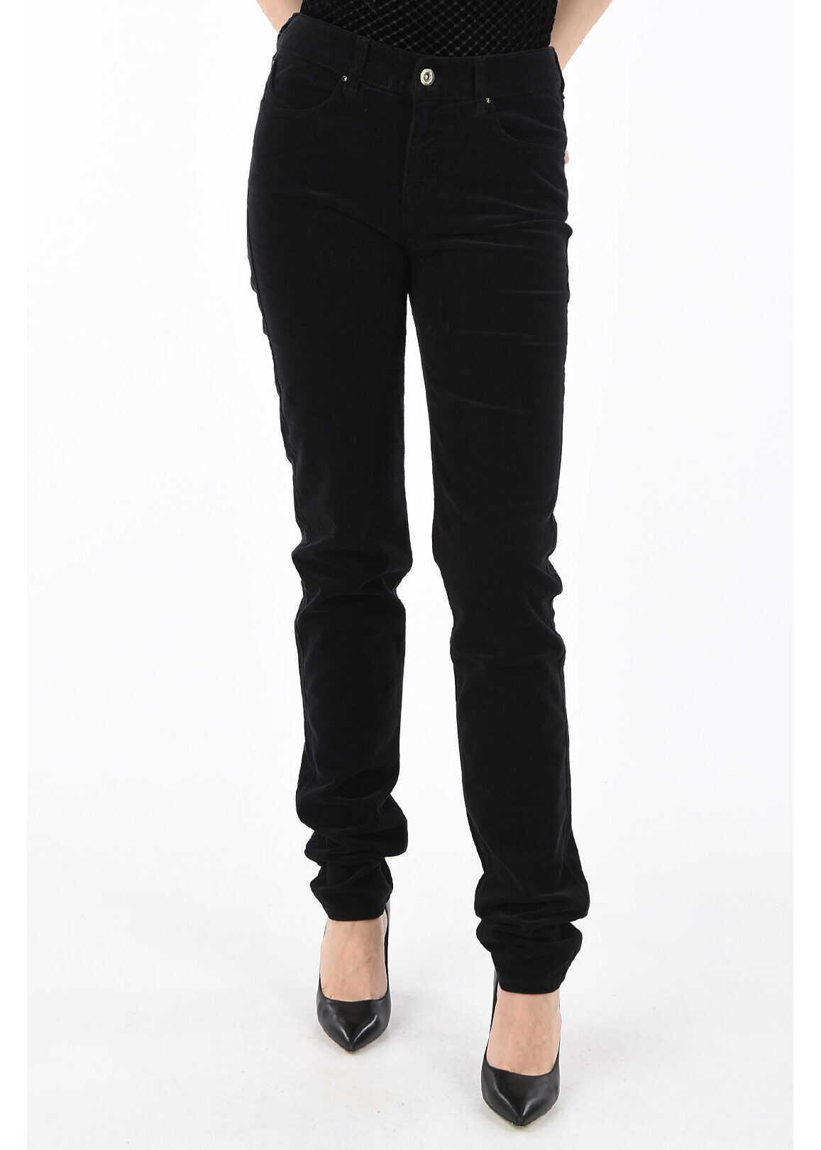 Armani ARMANI JEANS Slim Fit Jeans BLACK