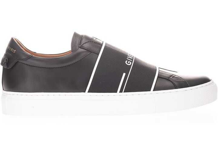 Givenchy Leather Sneakers BLACK