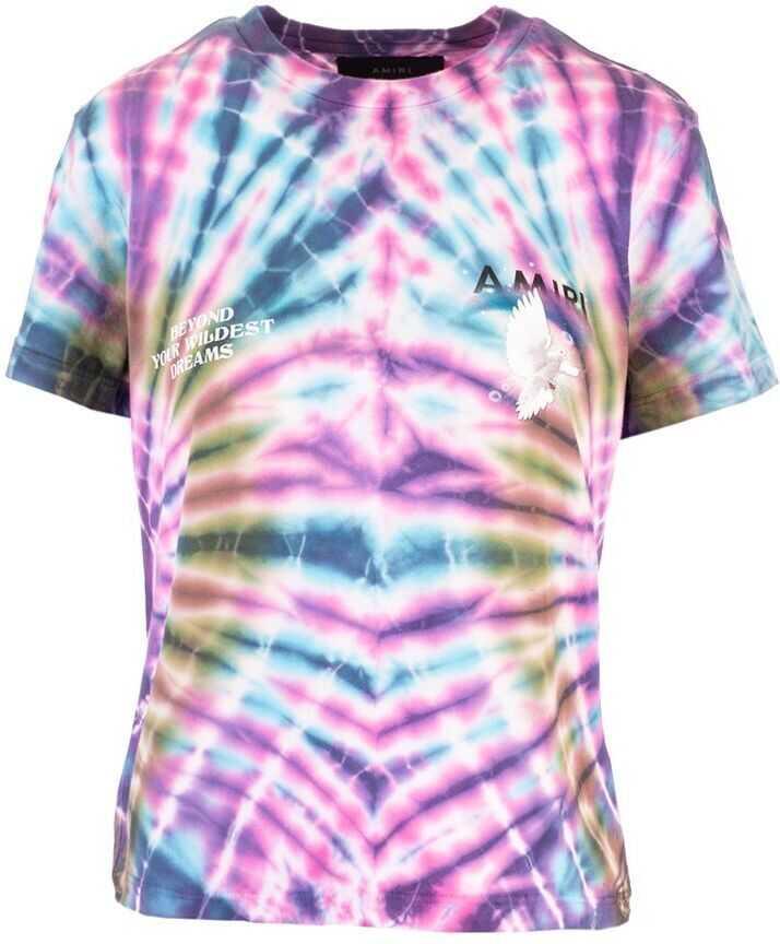 AMIRI Cotton T-Shirt MULTICOLOR