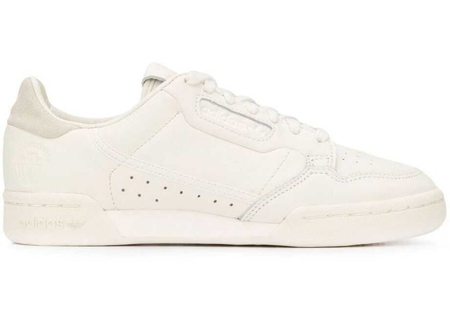 adidas Leather Sneakers WHITE