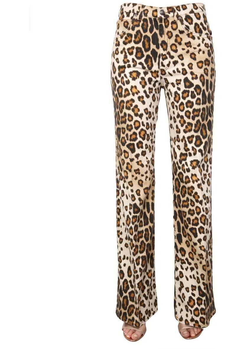 ETRO Cotton Jeans BEIGE