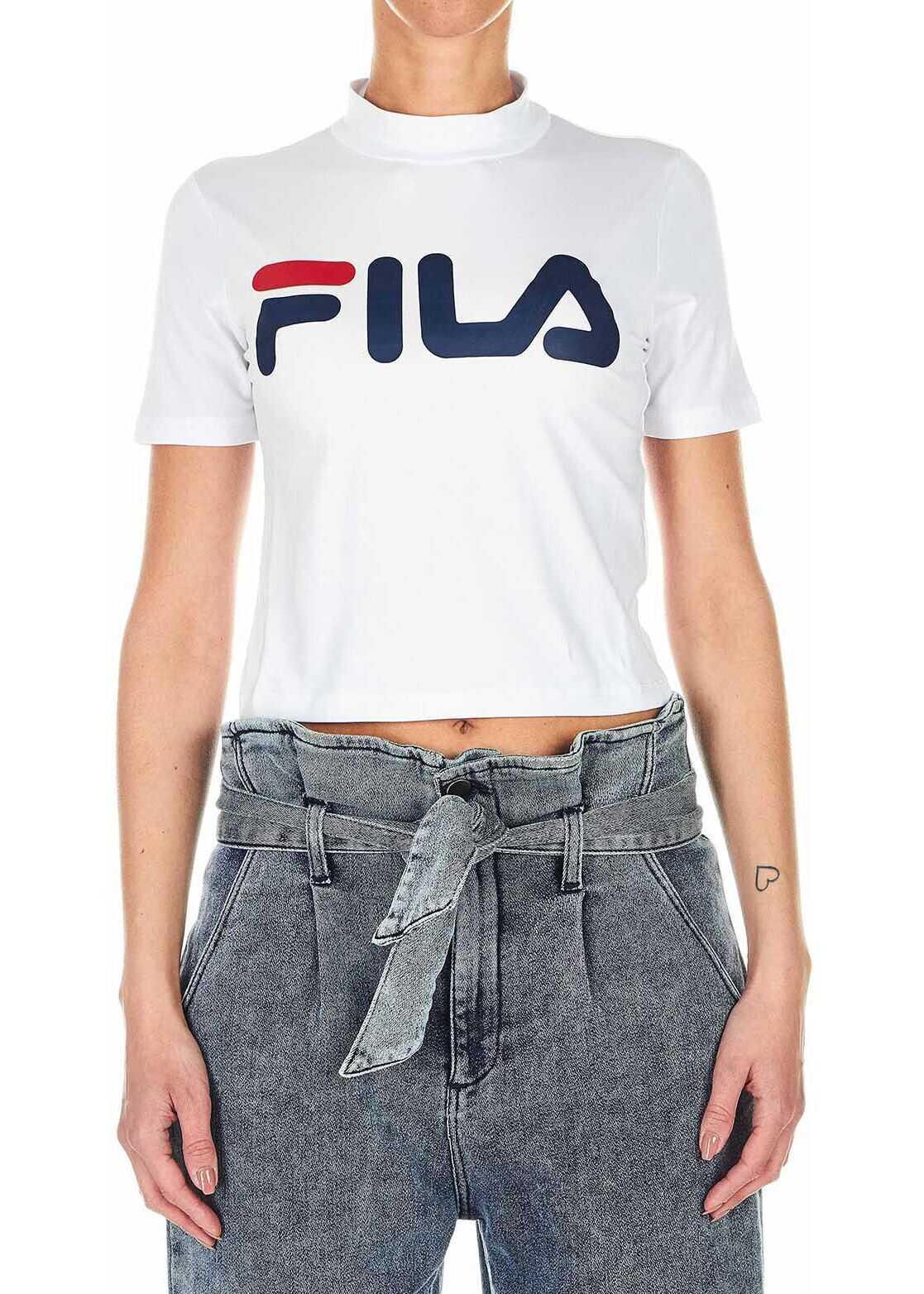 Fila Turtle T-shirt White