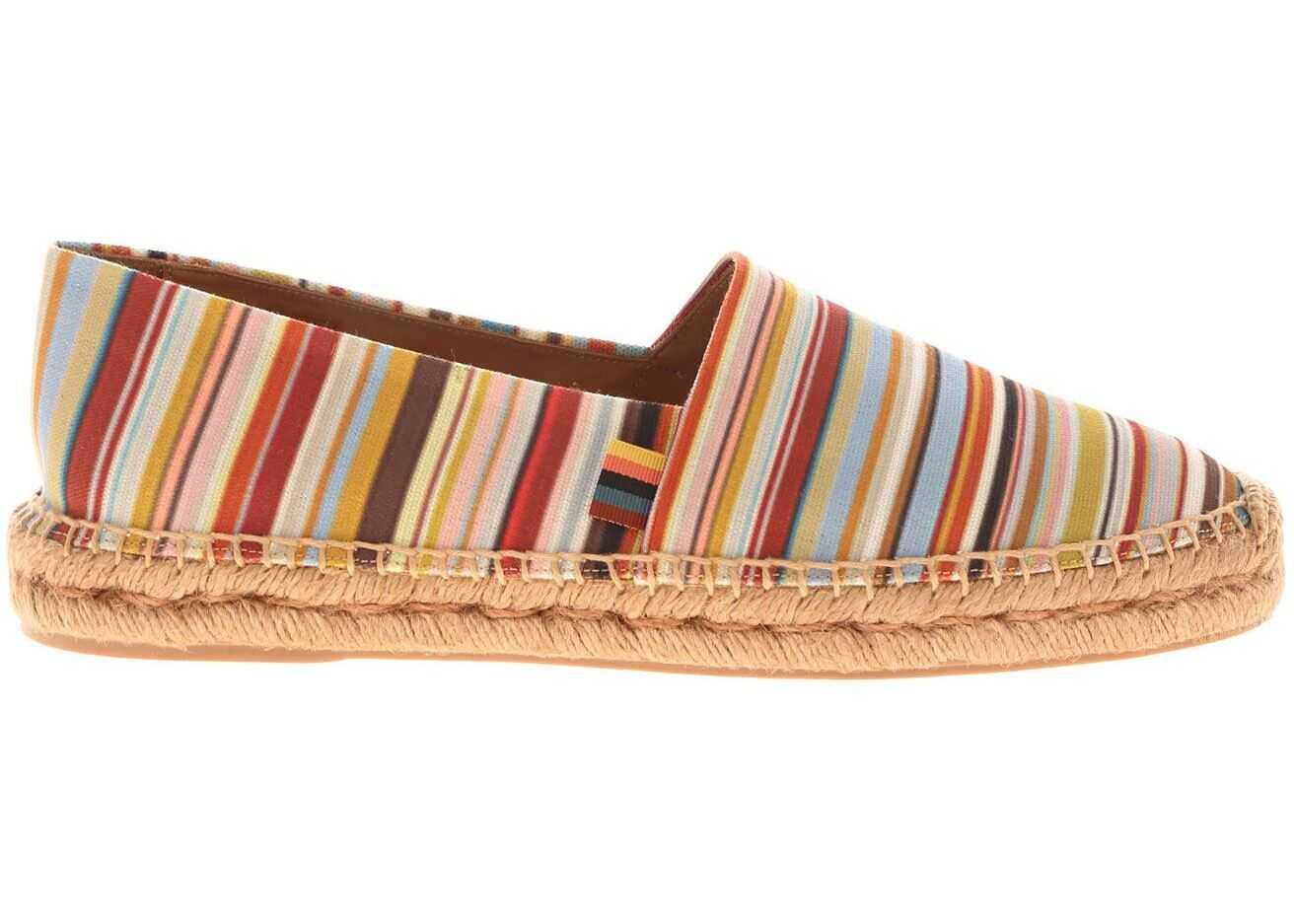 Paul Smith Sunny Multi Stripe Multicolor Espadrilles Multi