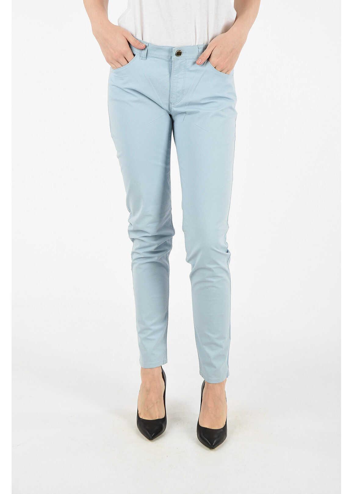 Armani ARMANI JEANS Skinny Fit ORCHID Jeans BLUE