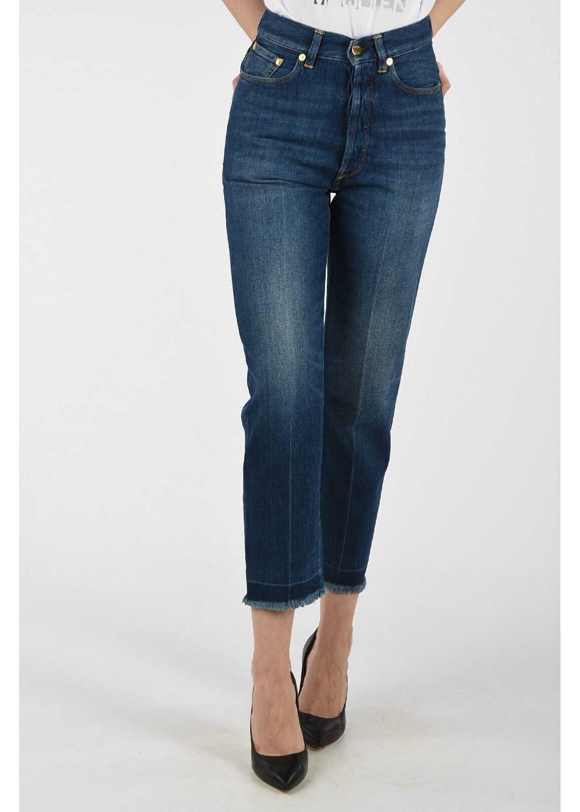 Golden Goose regular fit jeans BLUE